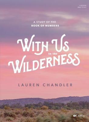 With Us in the Wilderness Bible study by Lauren Chandler